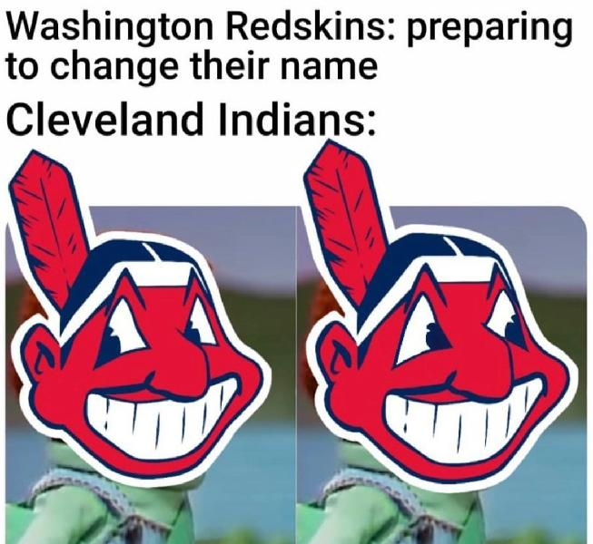 The Irony of the Cleveland Indians