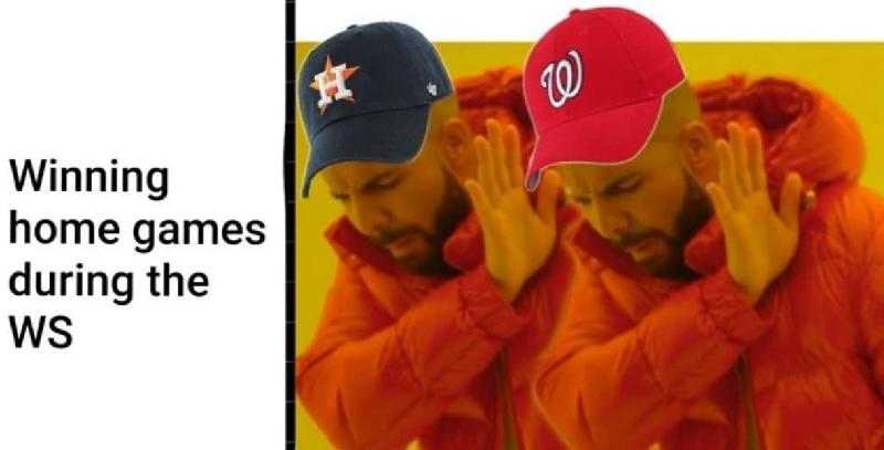 Winning home games in WS