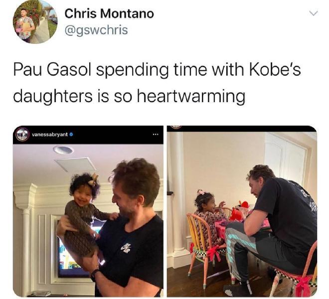 Pau Gasol the GOAT