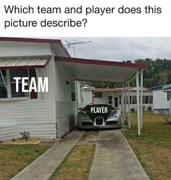 team vs player