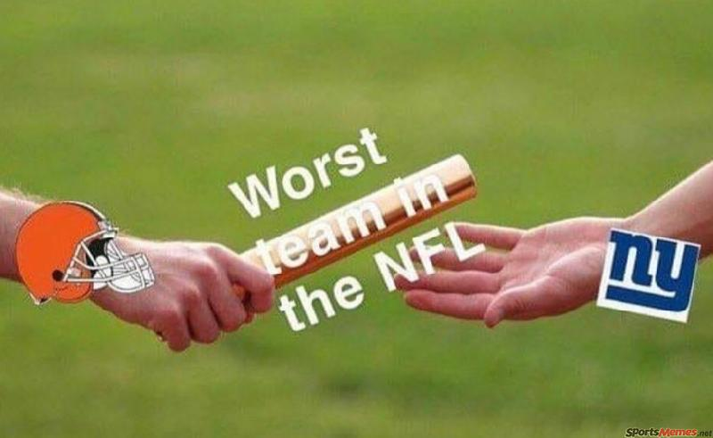 Worst Team in NFL