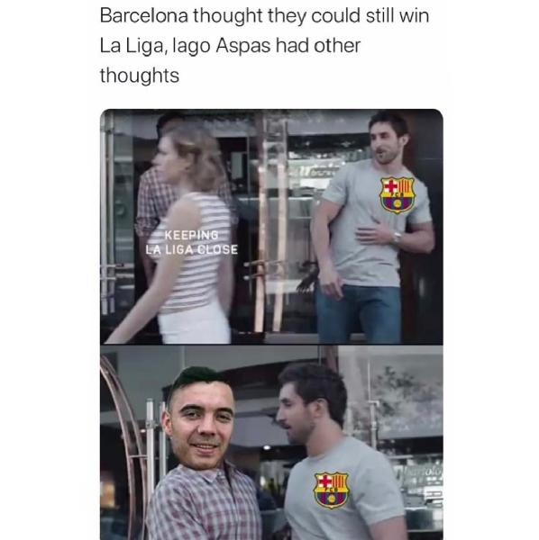 Barcelona thought