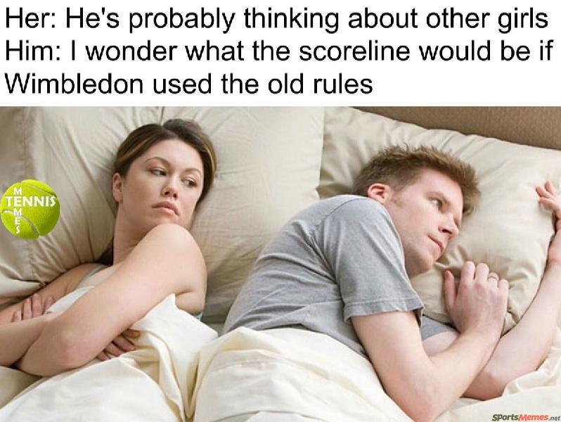 Wimbledon Old Rules