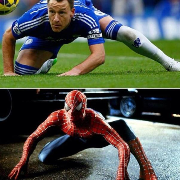 terry vs spiderman