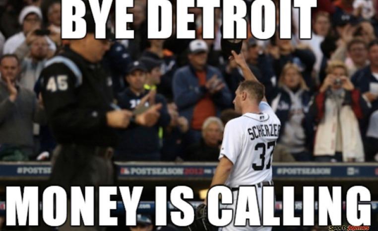 Bye detroit
