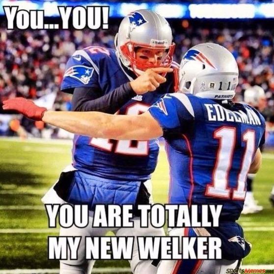 New Wes Welker