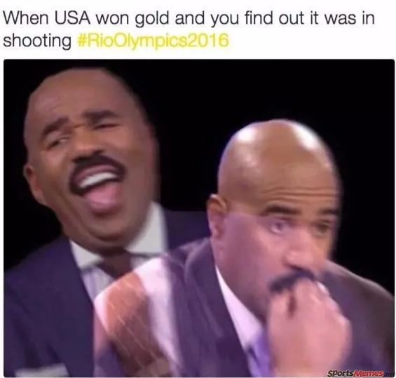 When USA wins gold