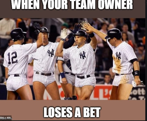 Yankees gone wrong