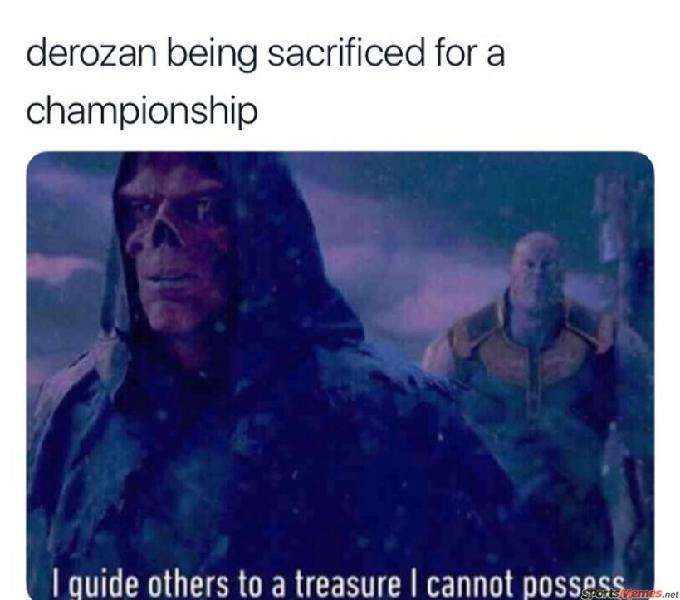 Derozens Sacrifice