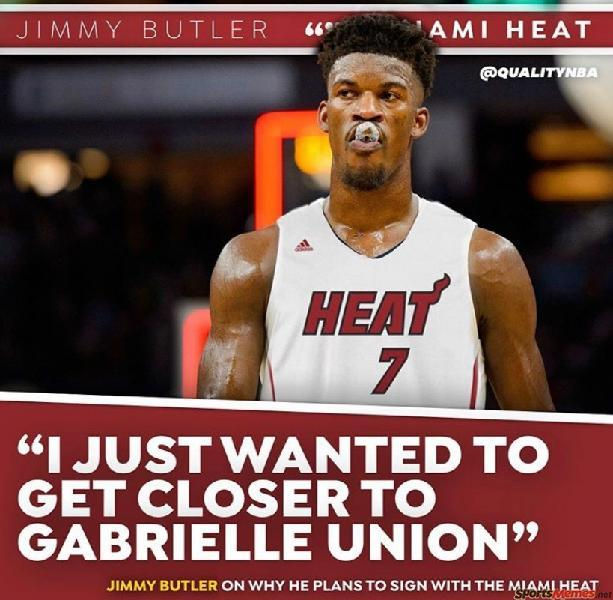 Why Jimmy Butler went to Heat