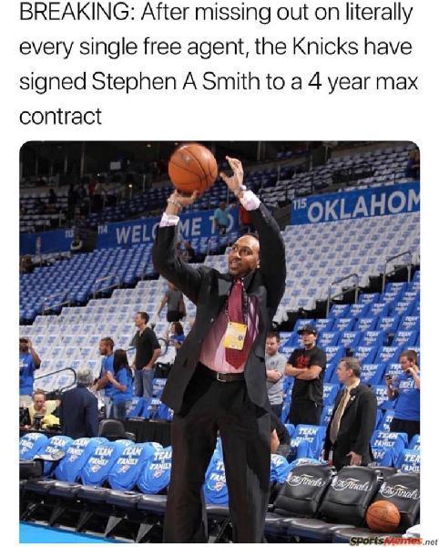 Stephen A. Smith