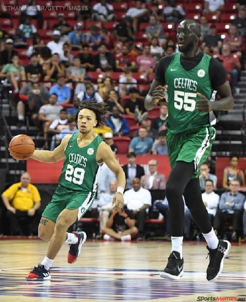 Celtics Height Difference