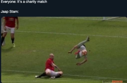 Charity Match