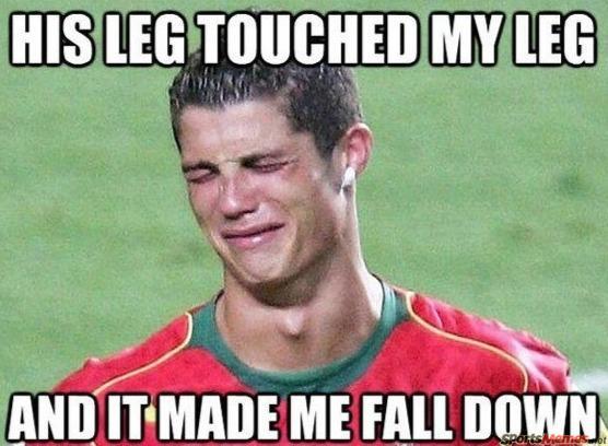 Cristiano Ronaldo Memes