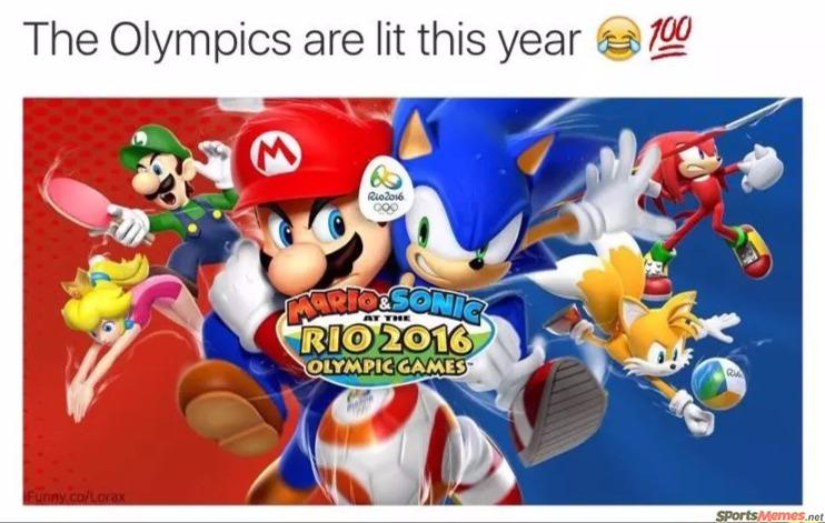olympics are gonna be lit