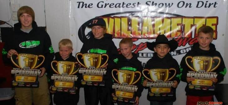 Champions start some where