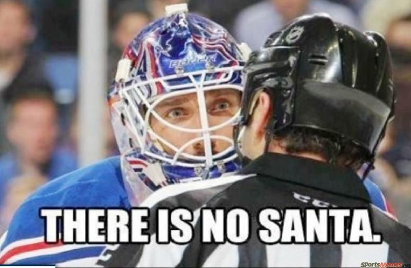 Hockey is Hard